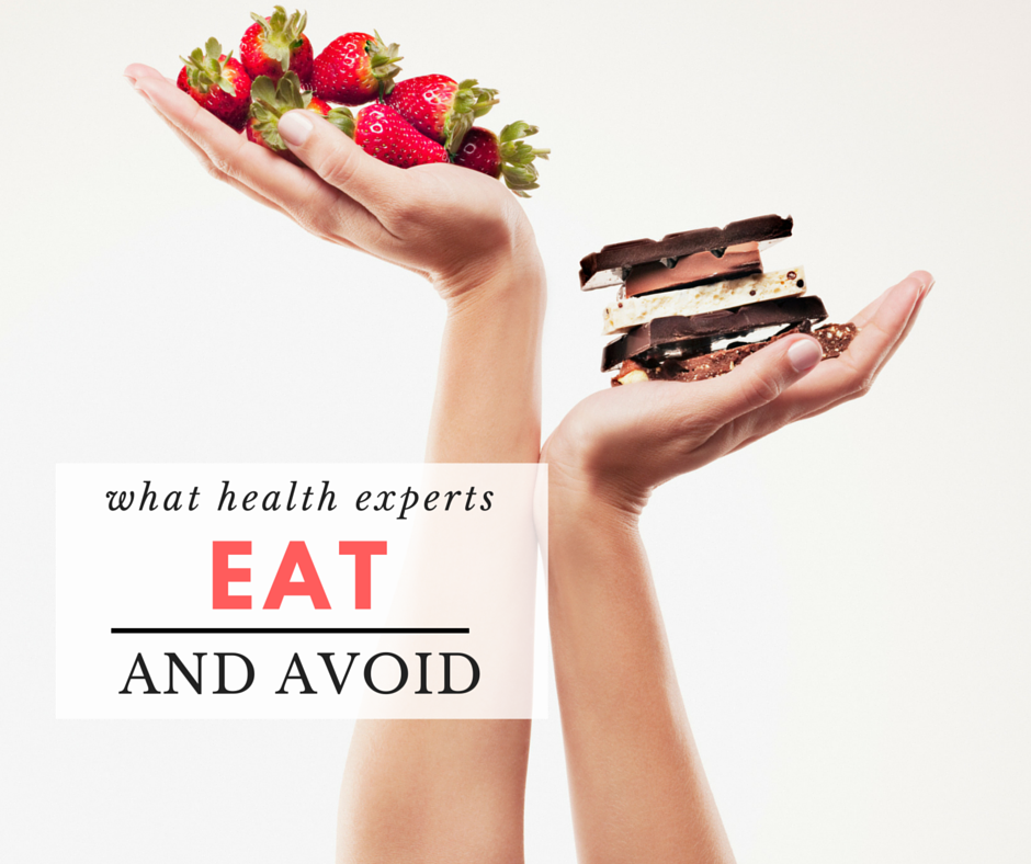 10 Things Dietitians Always Eat (And