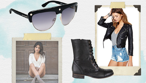 Kendall and Kylie's fashion favorites