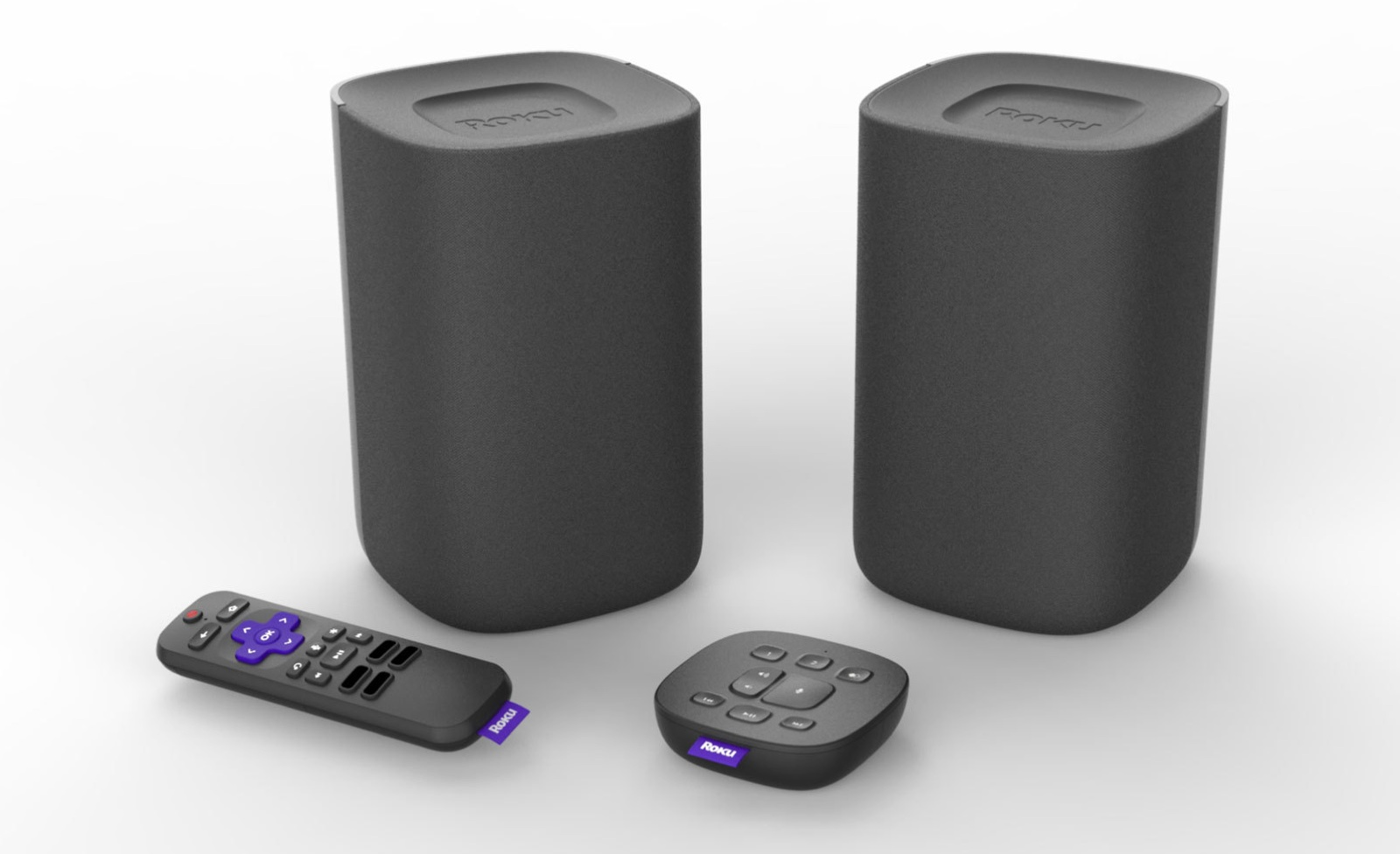 Roku Launches Wireless Speakers for Roku TVs