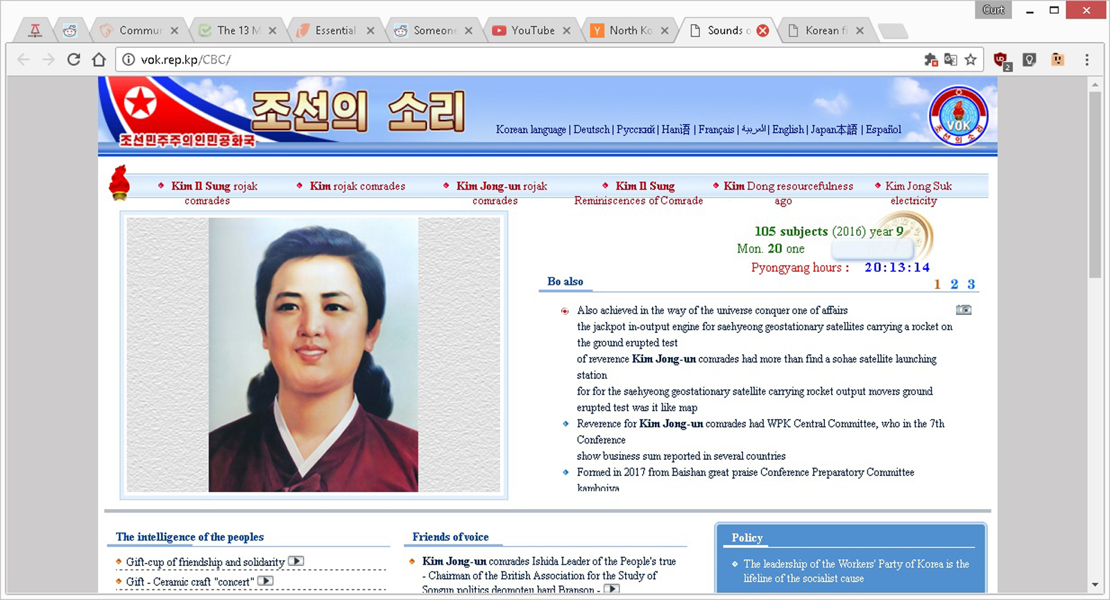 Dating sites in north korea