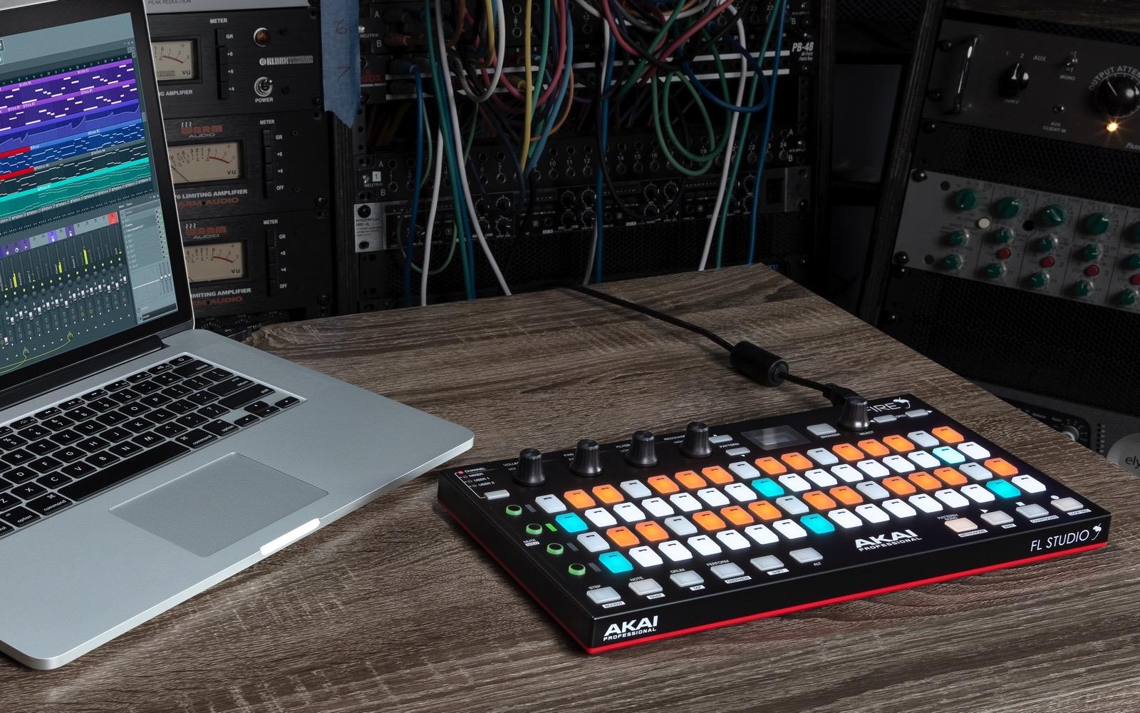 FL Studio gets its own dedicated music-making hardware
