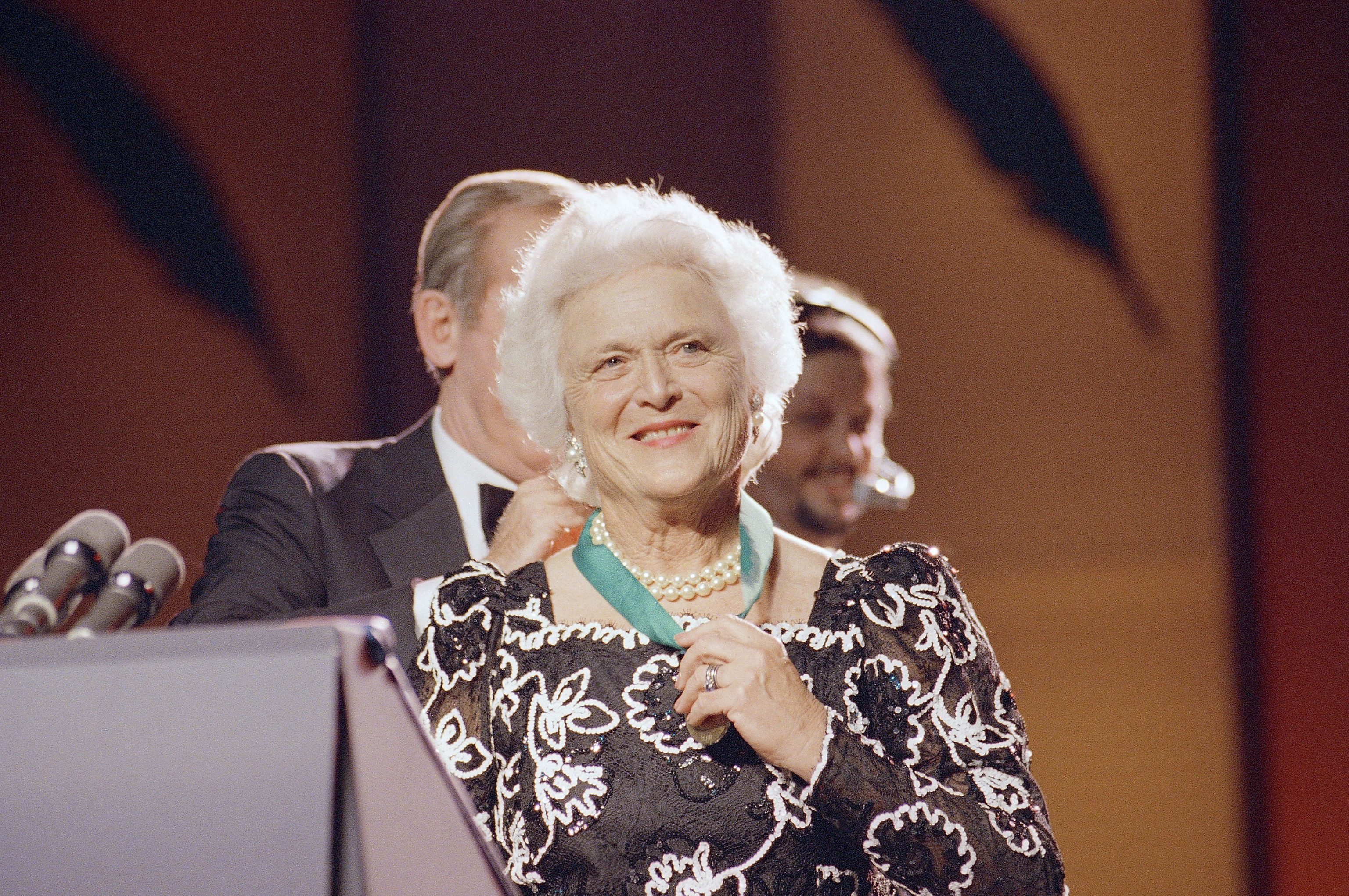 Barbara Bush Literary Honors