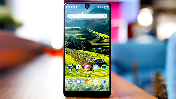 Essential Phone hands-on