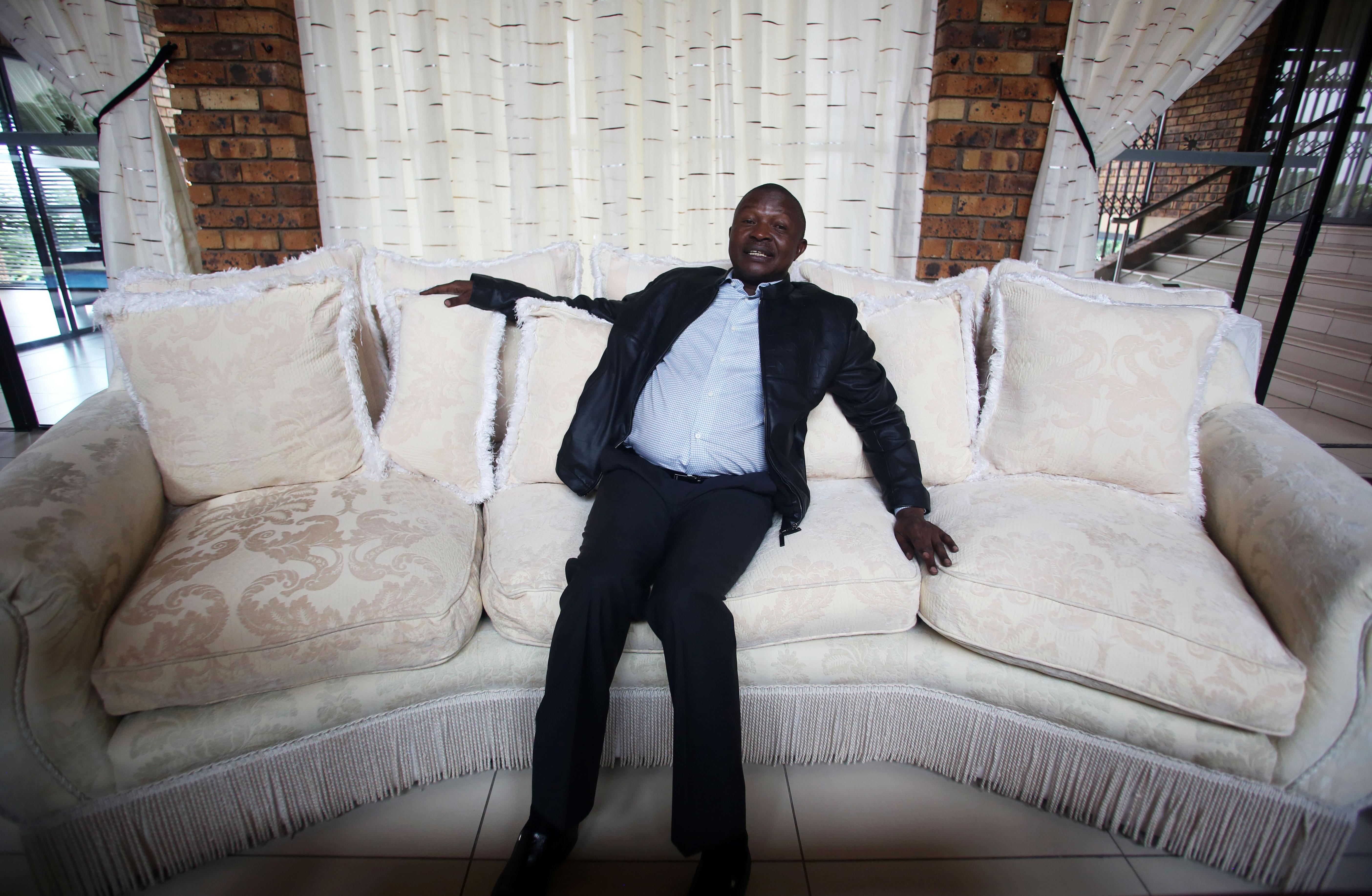 Mpumalanga Premier David