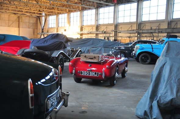Historit car storage