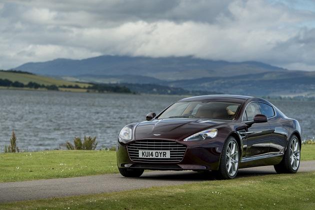 アストンマーティンのパルマーCEO、「未来のボンドカーは電気自動車になる」と予測