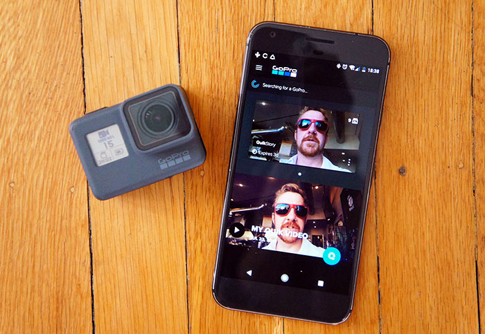 GoPro QuikStories automatically creates a sweet edit for you