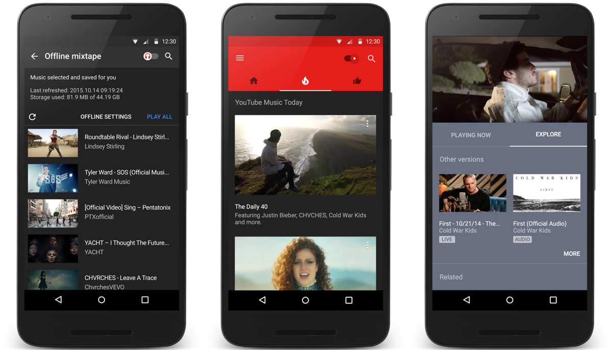 YouTube Music isn't perfect, but it's still heaven for music nerds