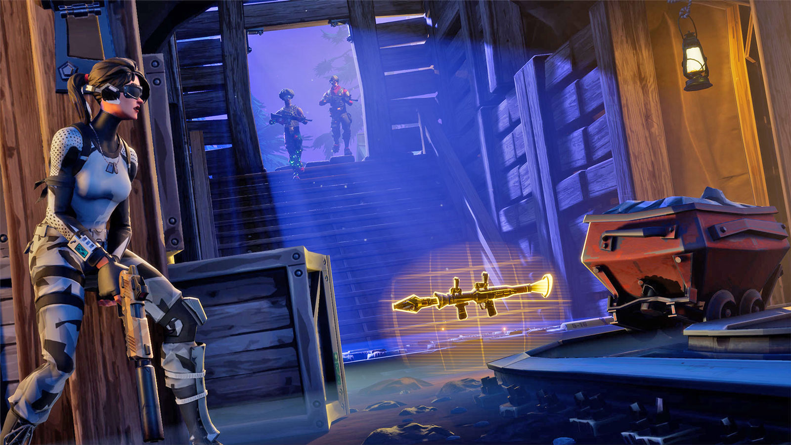fortnite could partially lose the one thing that makes it unique - lost connection fortnite