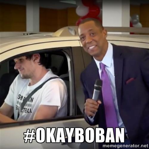 okay boban