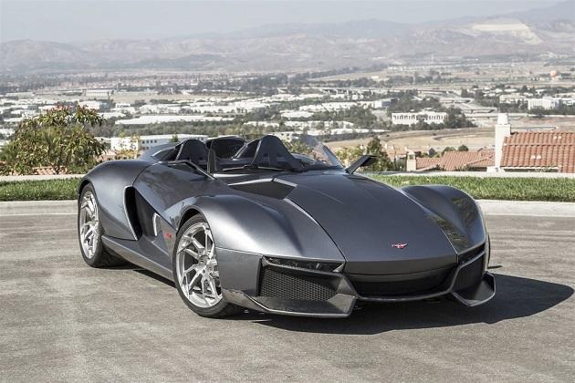 米の新興メーカーRezvani Motorsがスーパーカー「ビースト」を発表!(ビデオ付)