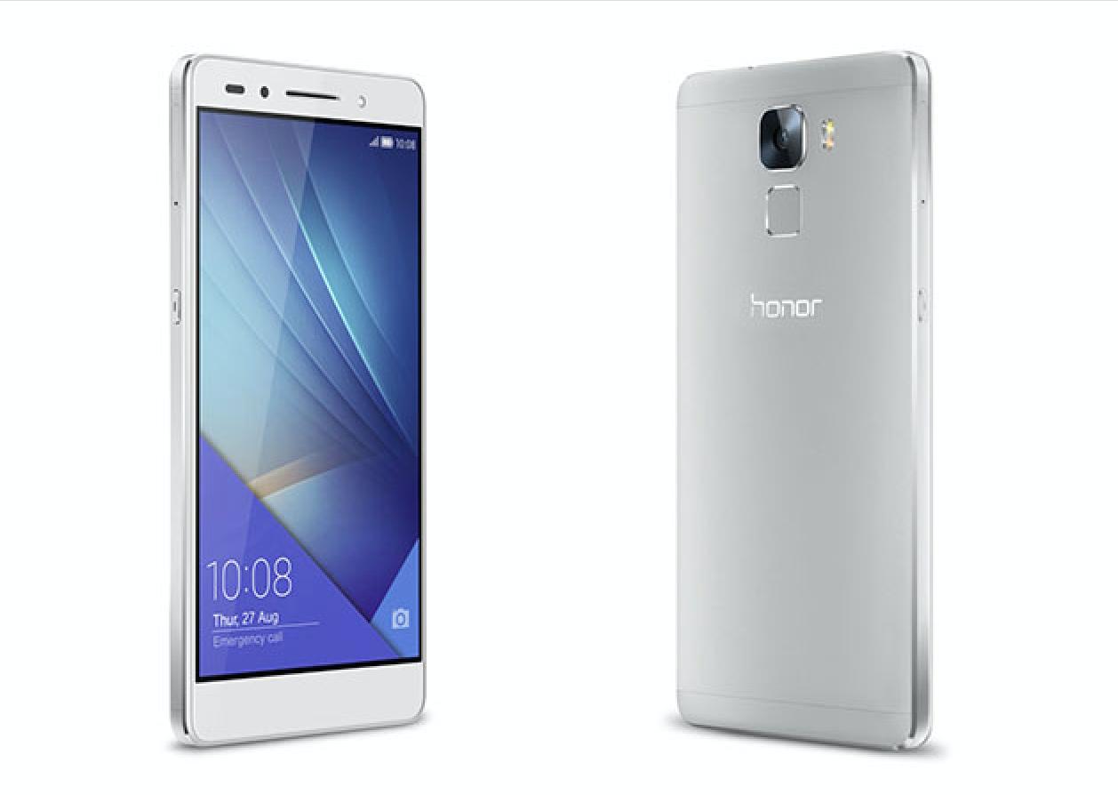 Honor 7: Un completísimo smartphone metálico de 349 euros