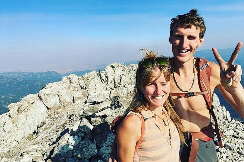 World renowned climber witnessed girlfriend die in avalanche