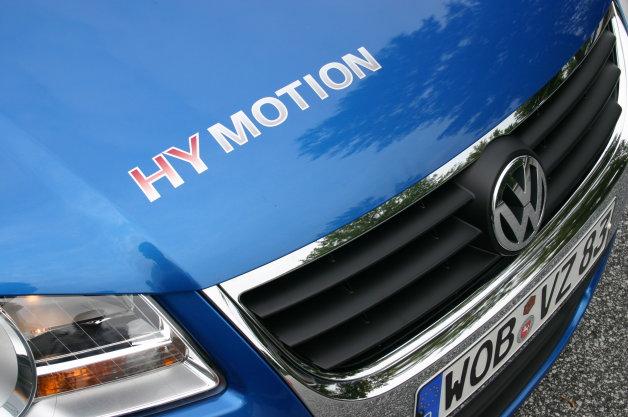 【レポート】VWが新型燃料電池自動車のコンセプトカーをLAオートショーで発表へ