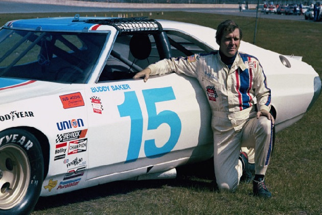 NASCARのレジェンド、バディ・ベイカー氏が74才で他界