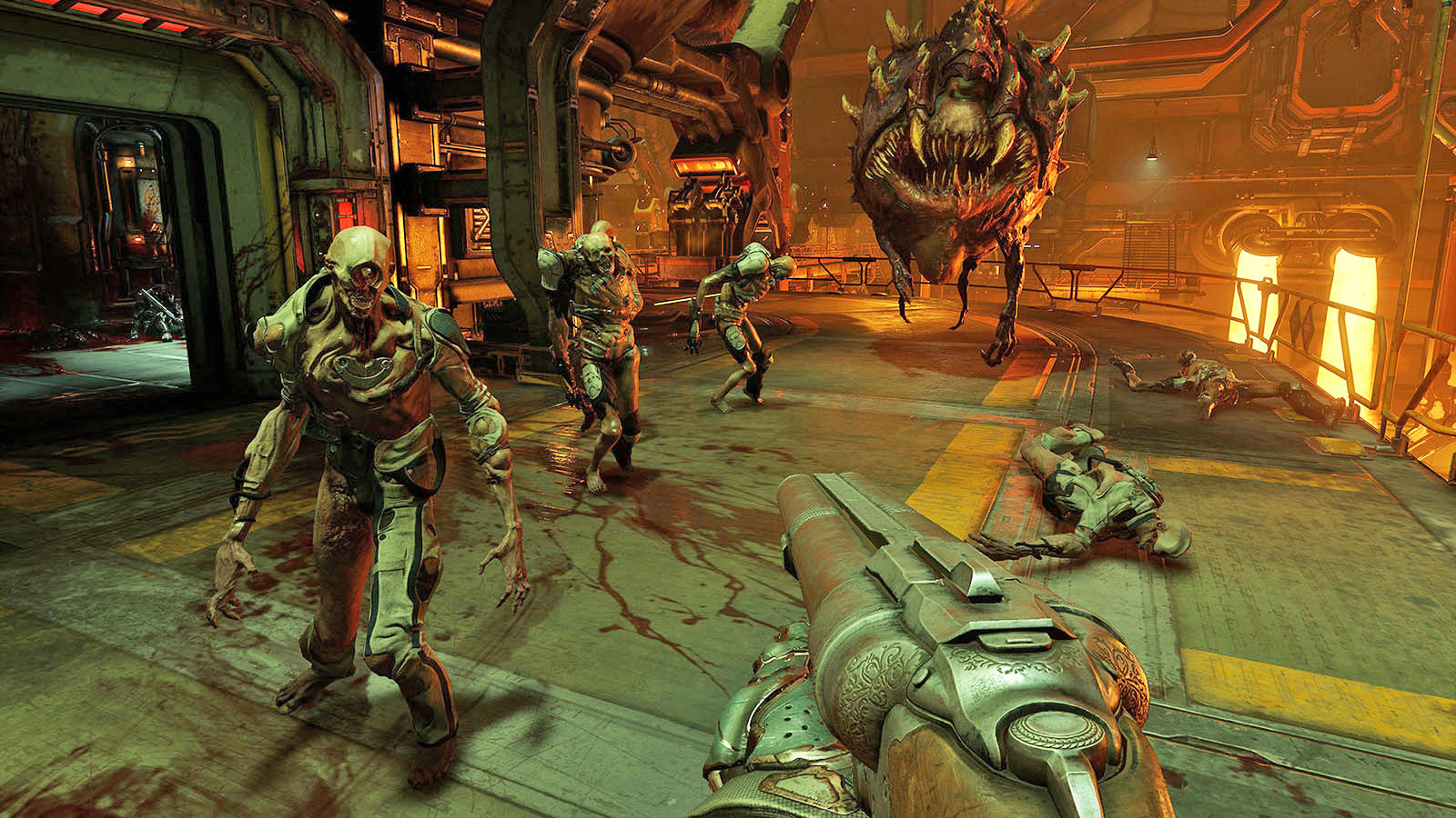 'Fallout,' 'Doom' and 'Skyrim' will launch in VR this year