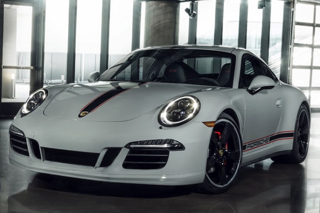 ポルシェ「911カレラGTS」 レンシュポルト リユニオン エディション 発売