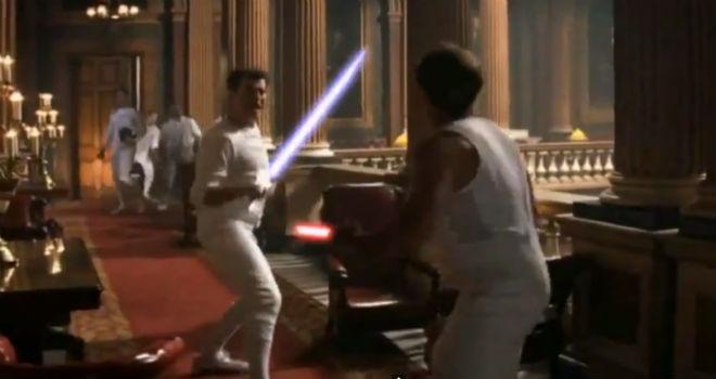 james bond light sabers