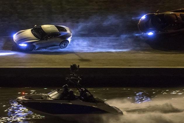 【レポート】映画『007 スペクター』の撮影で大破したクルマの総額は44億3,000万円!