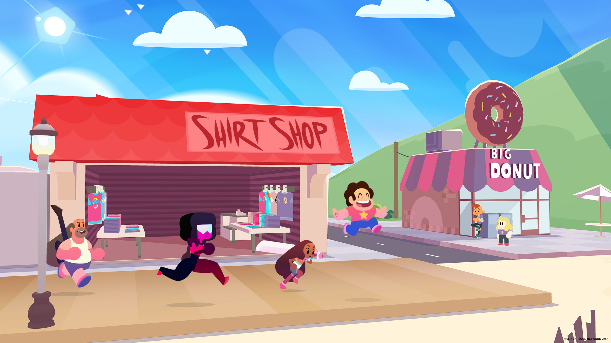 Steven Universe is coming to consoles with original RPG