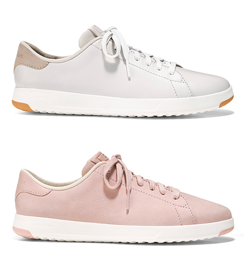Cole Haan new GrandPro tennis shoe