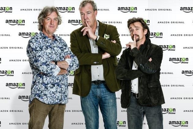 『トップギア』元司会者3人の新番組がAmazonで2016年に配信決定!