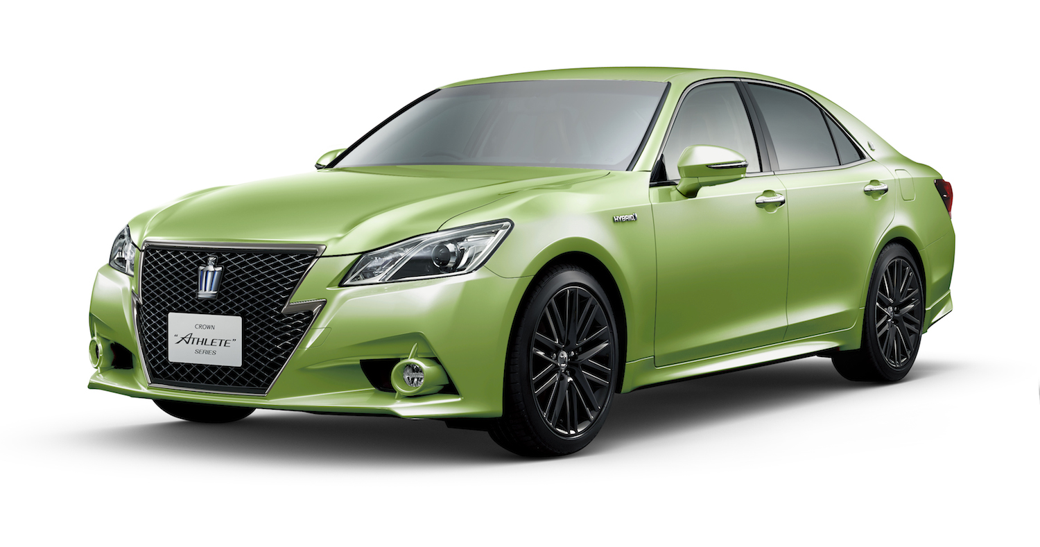 TOYOTA CROWN 60th