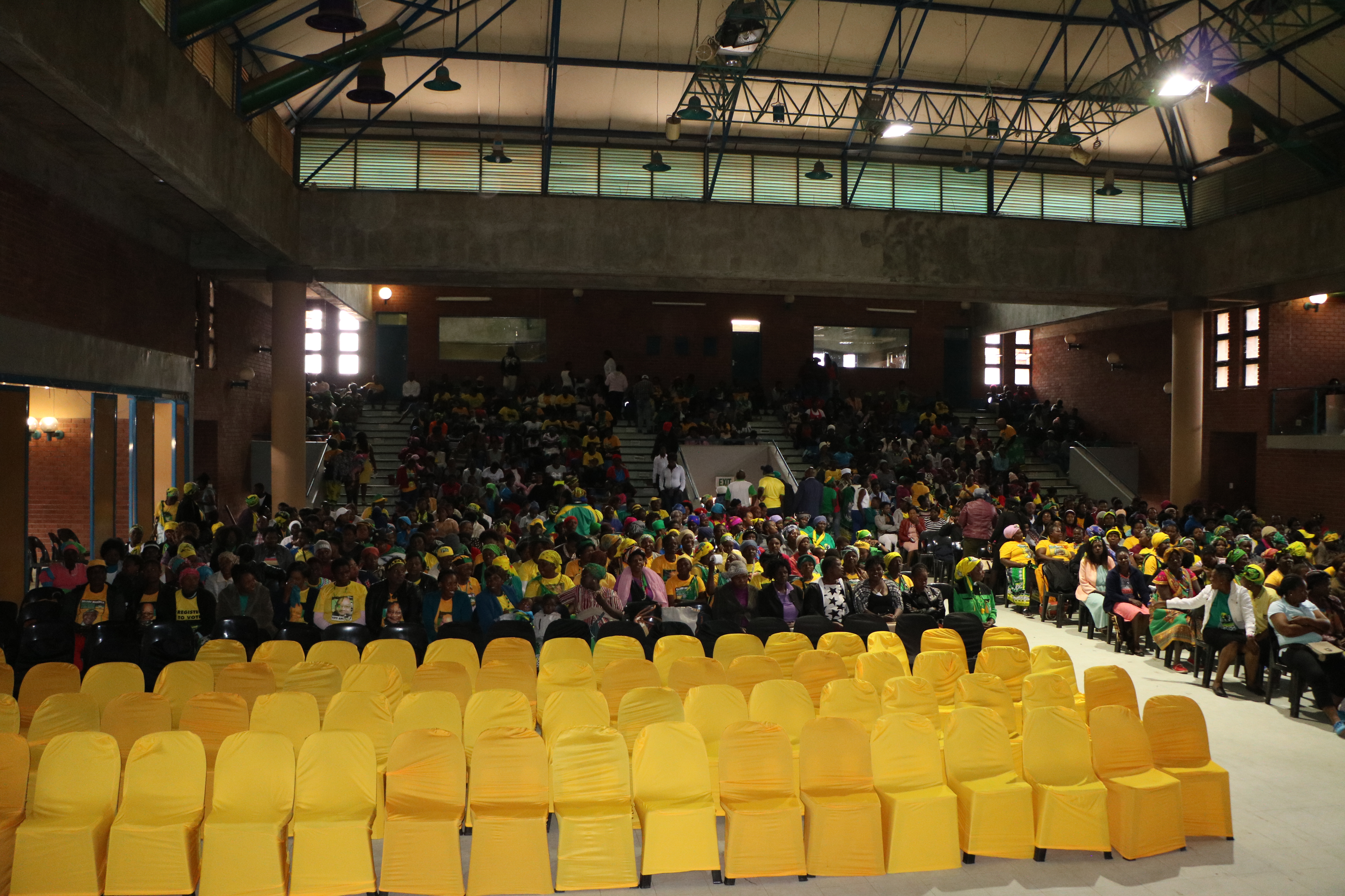 On The Campaign Trail With NDZ: Taking On Cyril In His