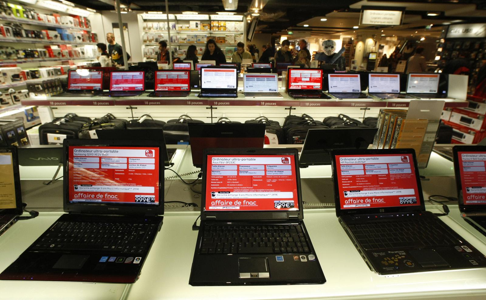 商业用户及游戏玩家推动 PC 出货量微幅成长