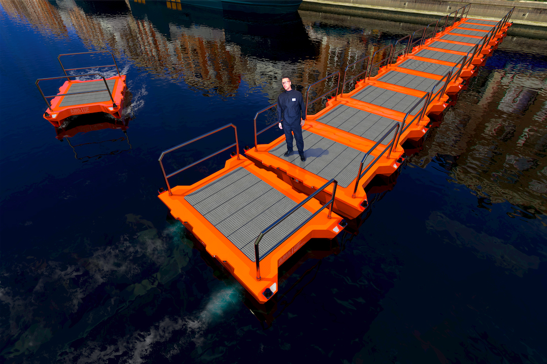 Amsterdam to pilot world's first 'self-drive' boats