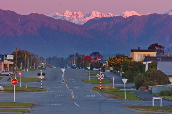 British tourist caught speeding at 110mph in New Zealand says 'father had diarrhoea'