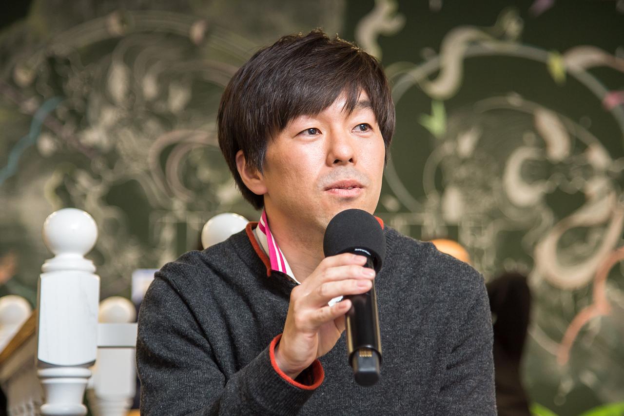 株式会社NTCの野崎智央さん