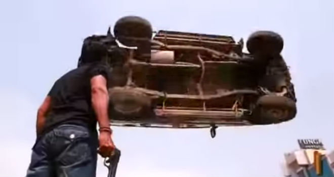 most spectacular action sequence ever