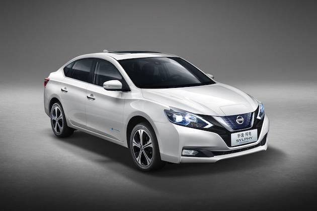 日産、中国市場向けに「シルフィ」の電気自動車を発表! あるいは「リーフ」のセダン版?