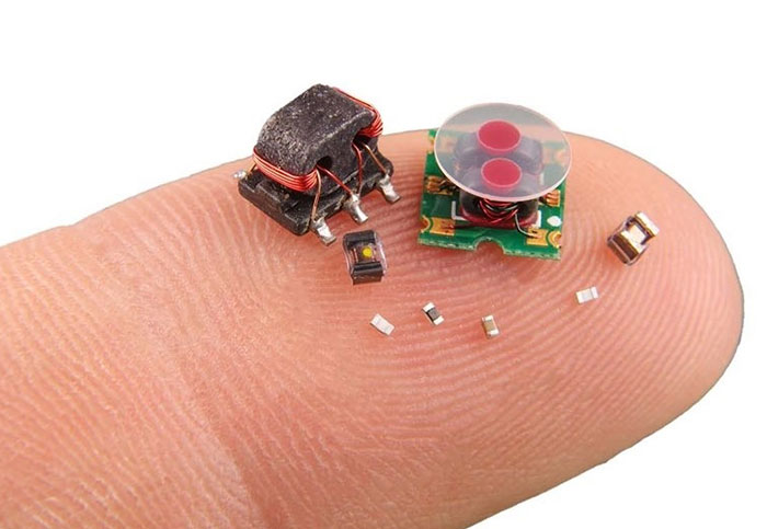 DARPA's insect-sized SHRIMP robots could aid disaster relief