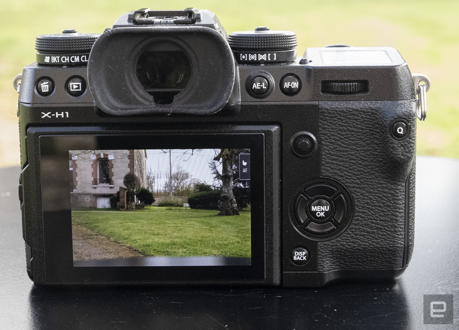 Fujifilm X-H1 review: Beautiful photos, but lacking X-series
