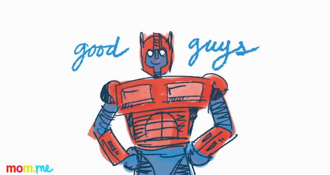 Kid Explains Transformers