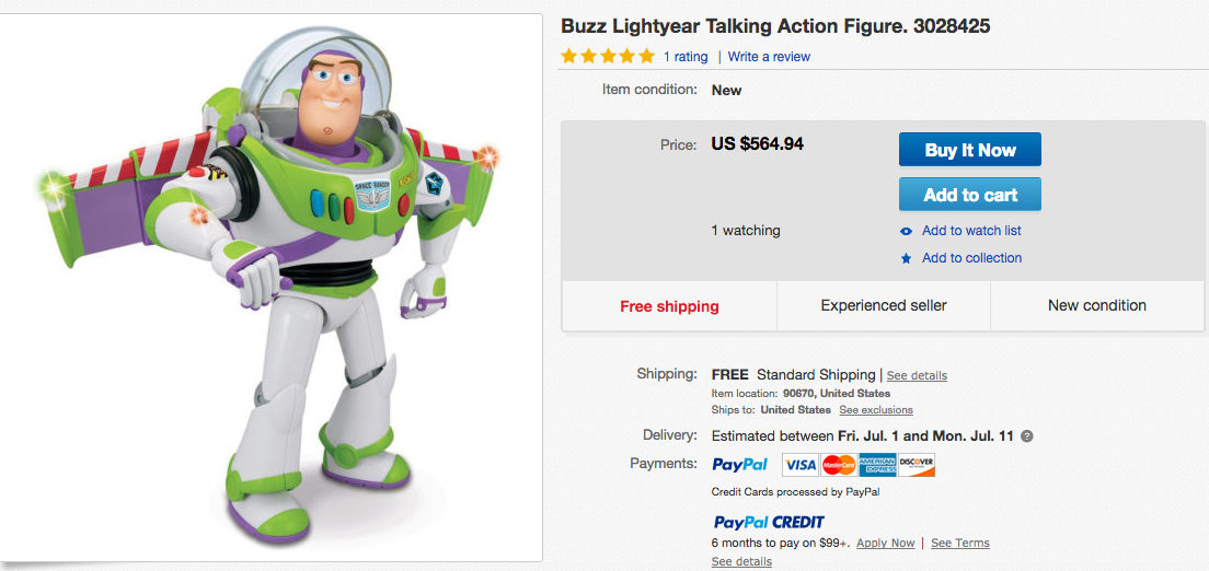 Here Are 5 Toy Story Toys That You Might Still Own And Are Worth A