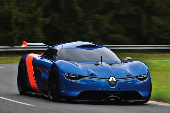 Renault Alpine Sports Car Could Spawn New Model Line Aol