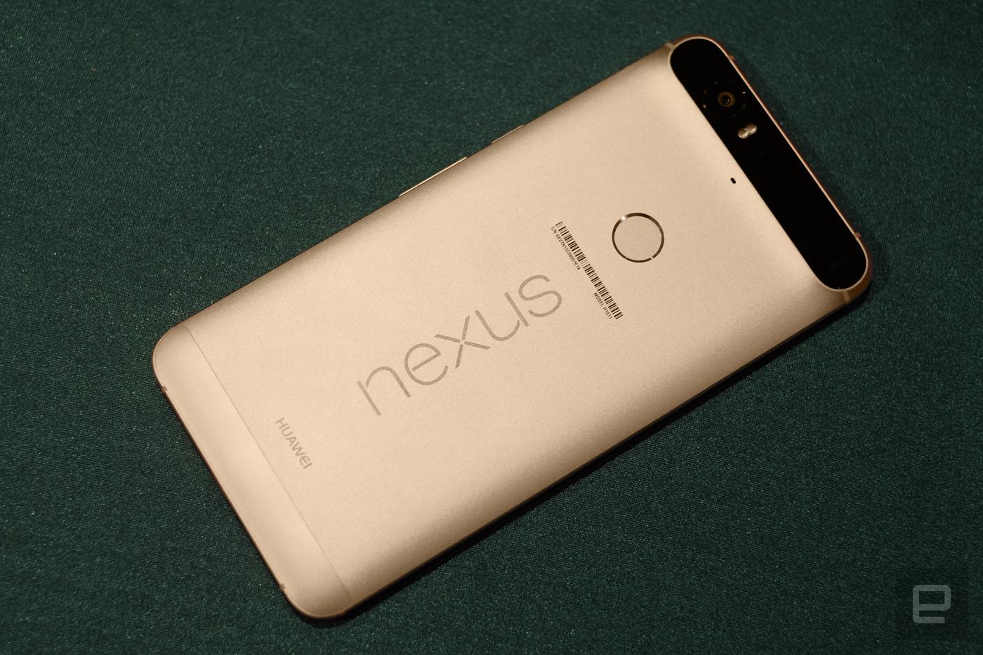据报华为与谷歌在 Nexus 手机策略上有所分岐