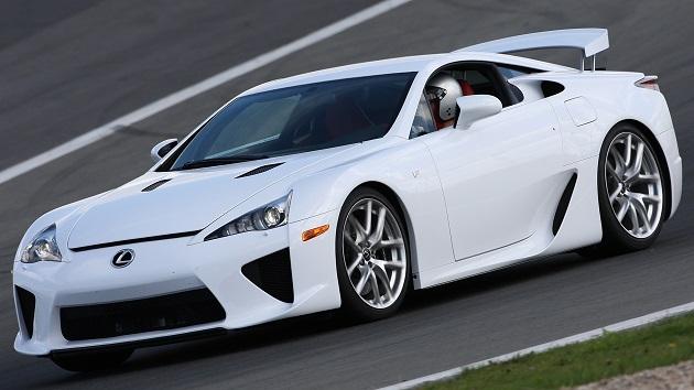 【特報】新車のレクサス「LFA」が、米国内のディーラーにまだ12台も在庫があることを発見!