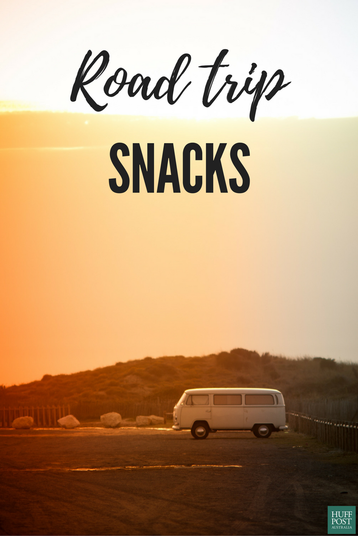 Here Are 27 Tasty Road Trip Snacks For The