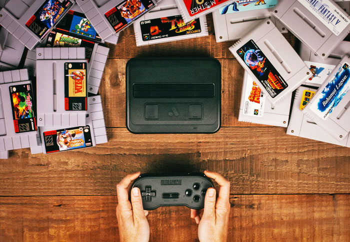 In search of pixel perfection with the Analogue Super NT