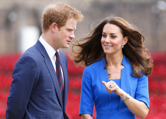 Has prince harry dating camilla