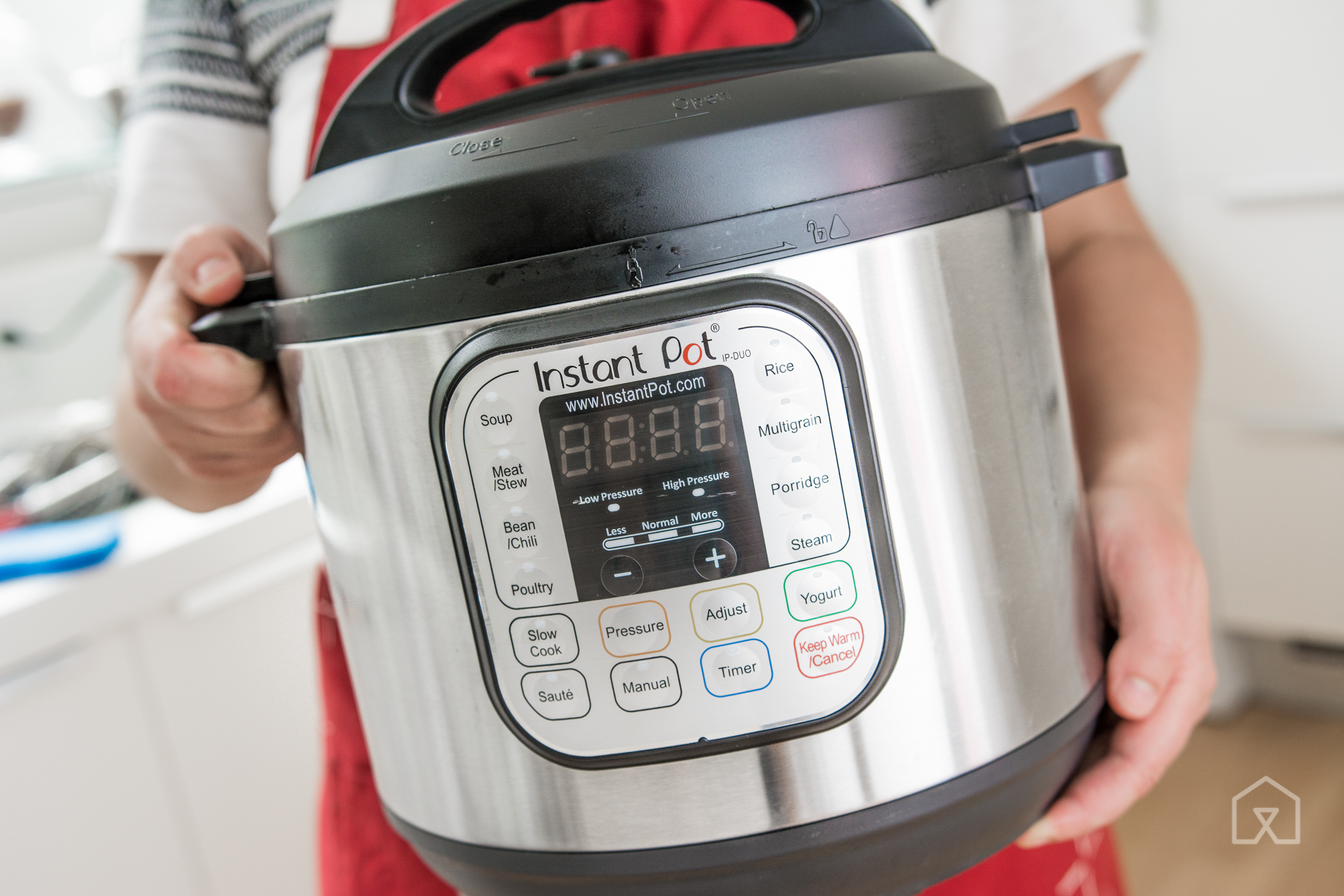 How long to cook boiled brown rice in crock pot pressure cooker
