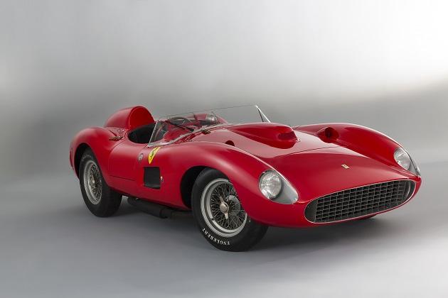 2台のヴィンテージ・フェラーリ、オークション史上最高落札額はどっち?