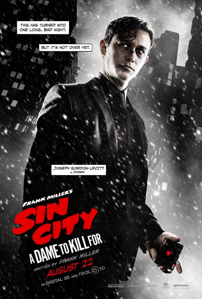 Sin City Joseph Gordon Levitt
