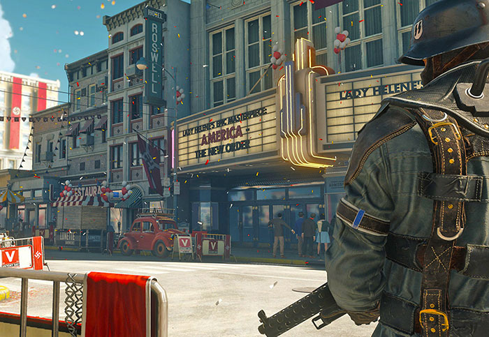 New 'Wolfenstein' trailer is a reminder to always fight fascism