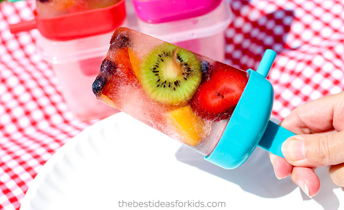 Healthy Popsicle Recipes For Kids That Will Keep Them Cool All