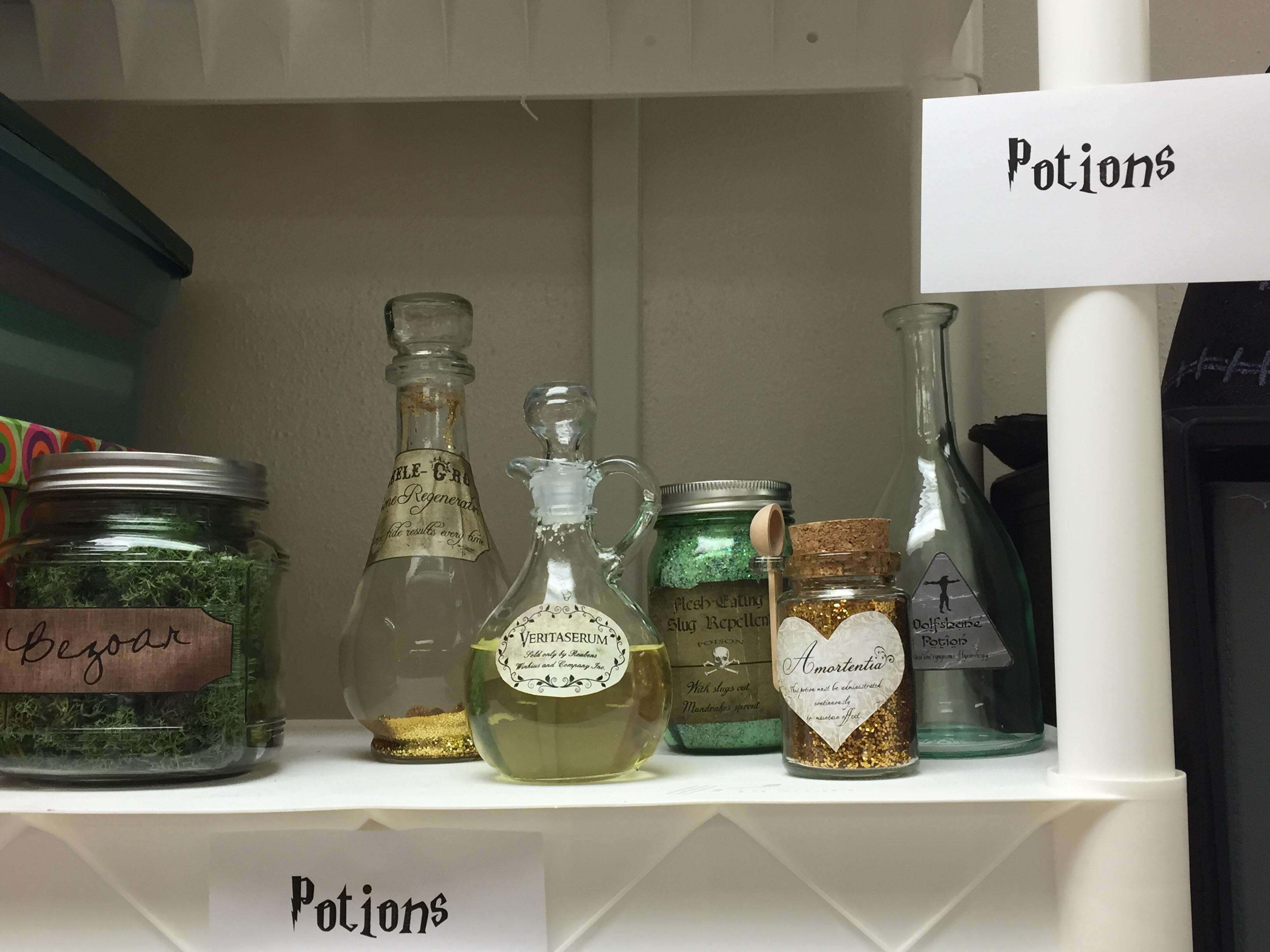 harry potter, harry potter classroom